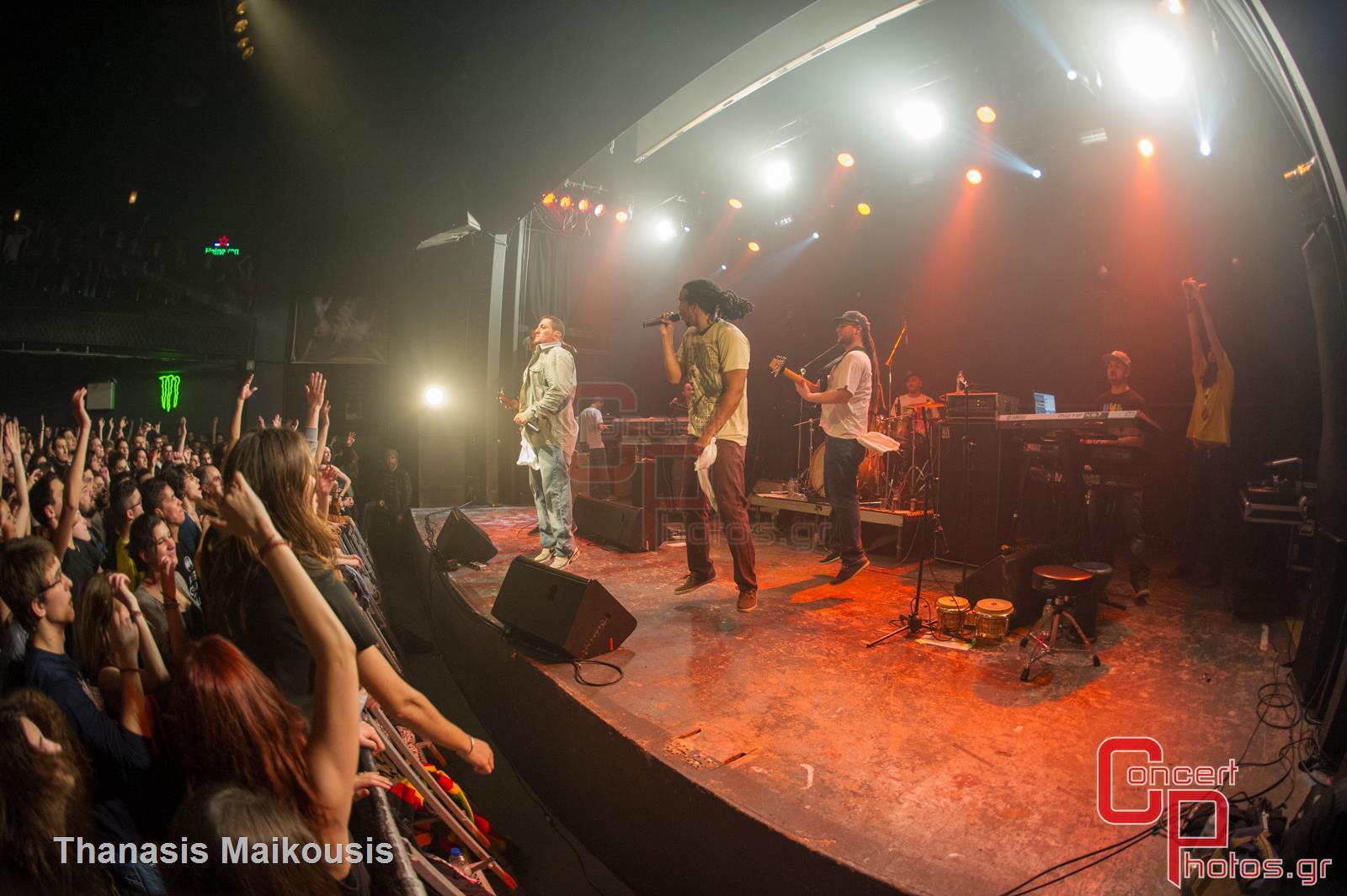 Dub Inc-Dub Inc photographer: Thanasis Maikousis - concertphotos_-5893