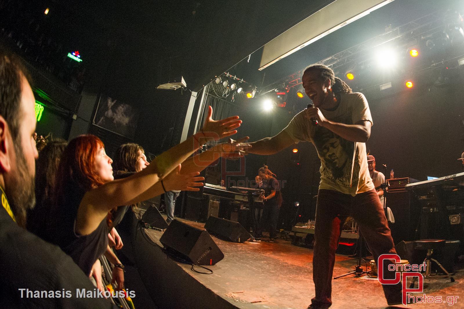 Dub Inc-Dub Inc photographer: Thanasis Maikousis - concertphotos_-5954