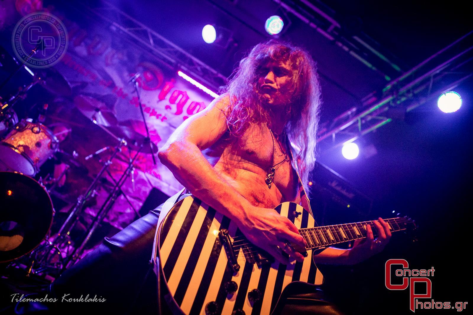 Grave Digger & Silent Rage -Grave Digger Silent Rage Kyttaro photographer:  - ConcertPhotos - 20140919_2216_23