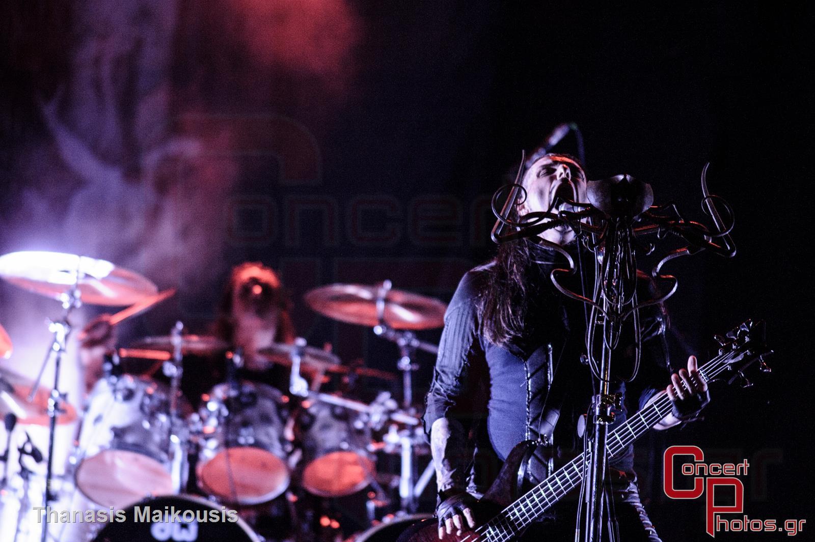 Septic Flesh-Septic Flesh photographer: Thanasis Maikousis - concertphotos_-8354