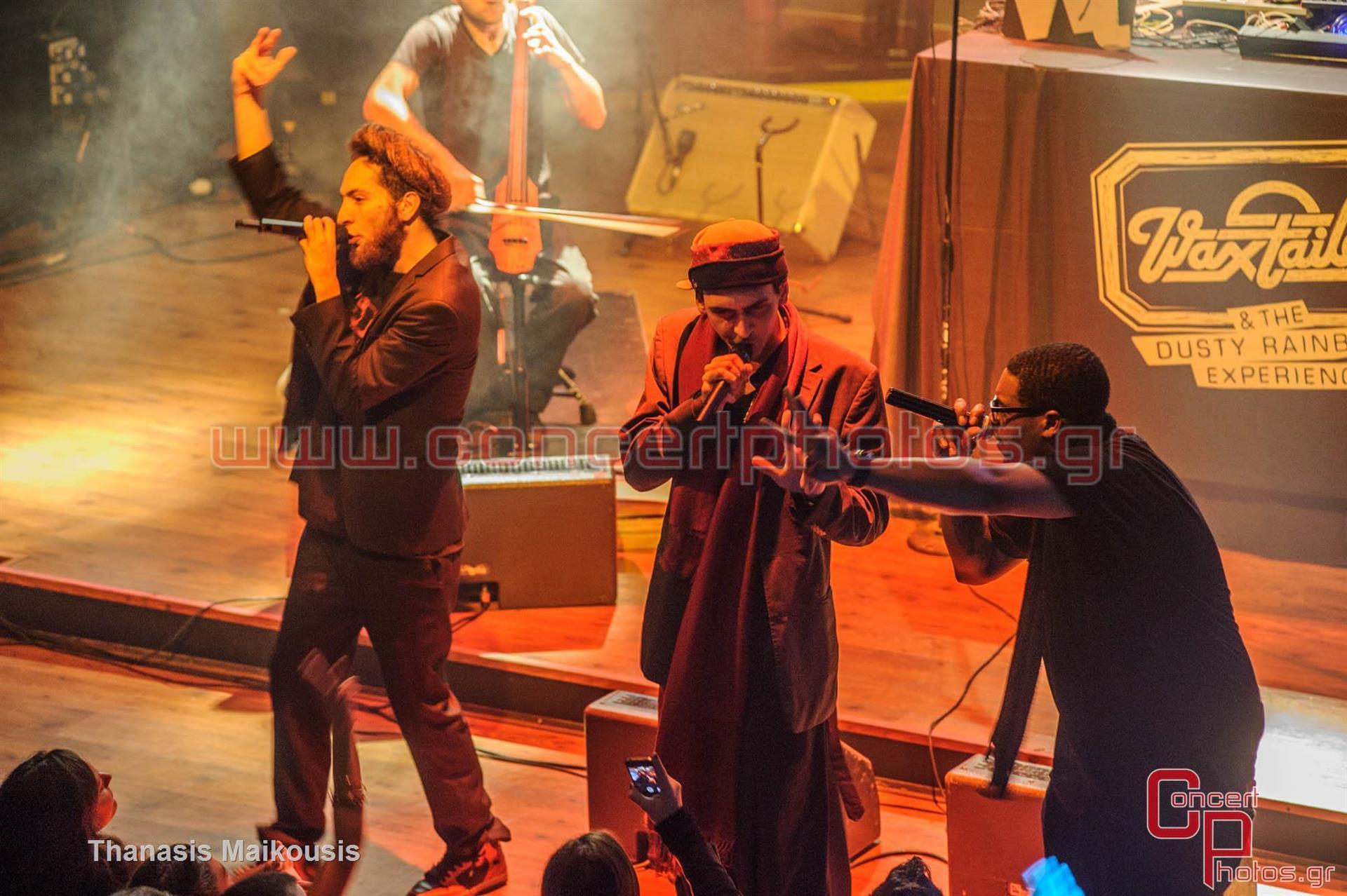 Wax Tailor - photographer: Thanasis Maikousis - ConcertPhotos-8167