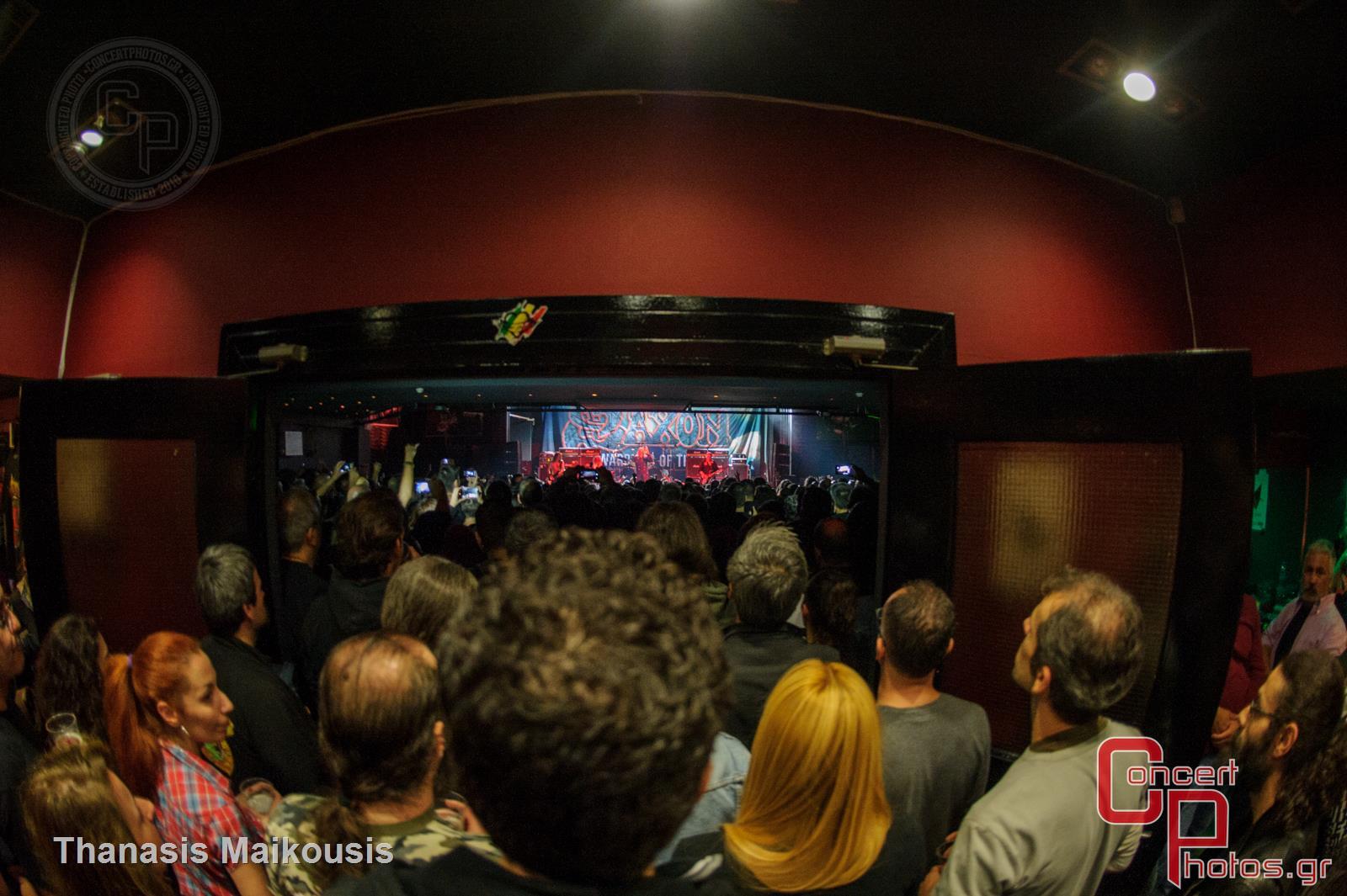 Saxon & Innerwish -Saxon Innerwish Gagarin photographer: Thanasis Maikousis - concertphotos_20141025_23_24_22