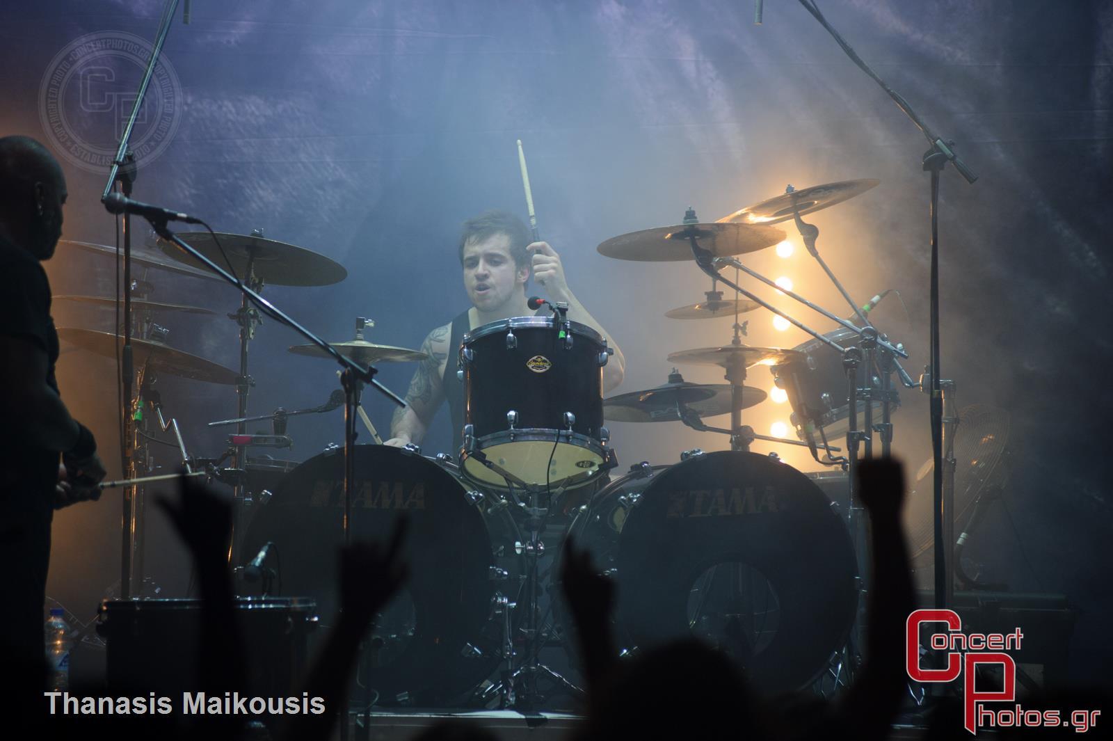 Sepultura-Sepultira photographer: Thanasis Maikousis - concertphotos_20140703_23_20_39
