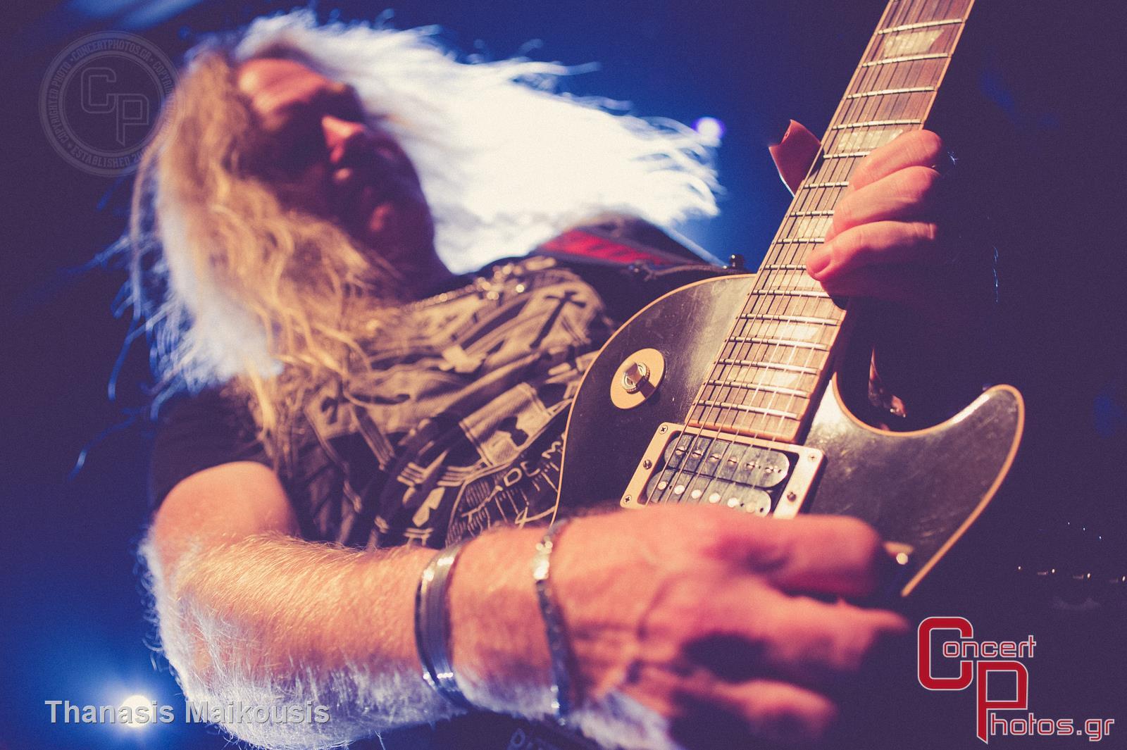 Saxon & Innerwish -Saxon Innerwish Gagarin photographer: Thanasis Maikousis - concertphotos_20141025_22_36_51