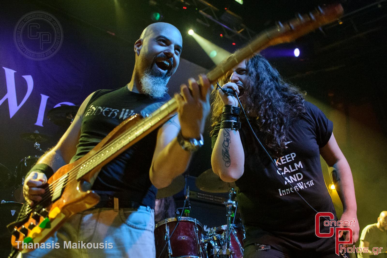 Saxon & Innerwish -Saxon Innerwish Gagarin photographer: Thanasis Maikousis - concertphotos_20141025_21_09_46