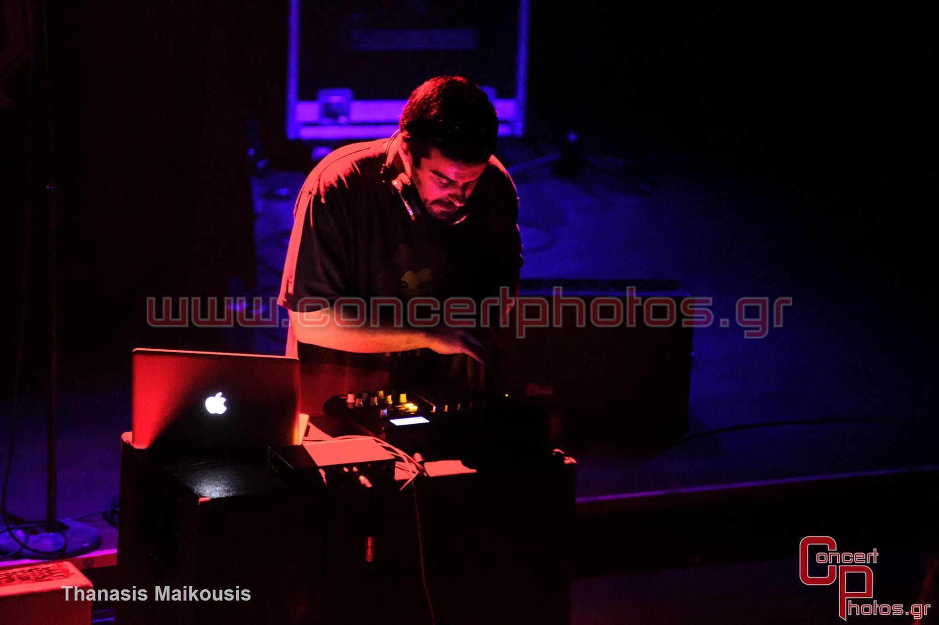Wax Tailor - photographer: Thanasis Maikousis - ConcertPhotos-7559