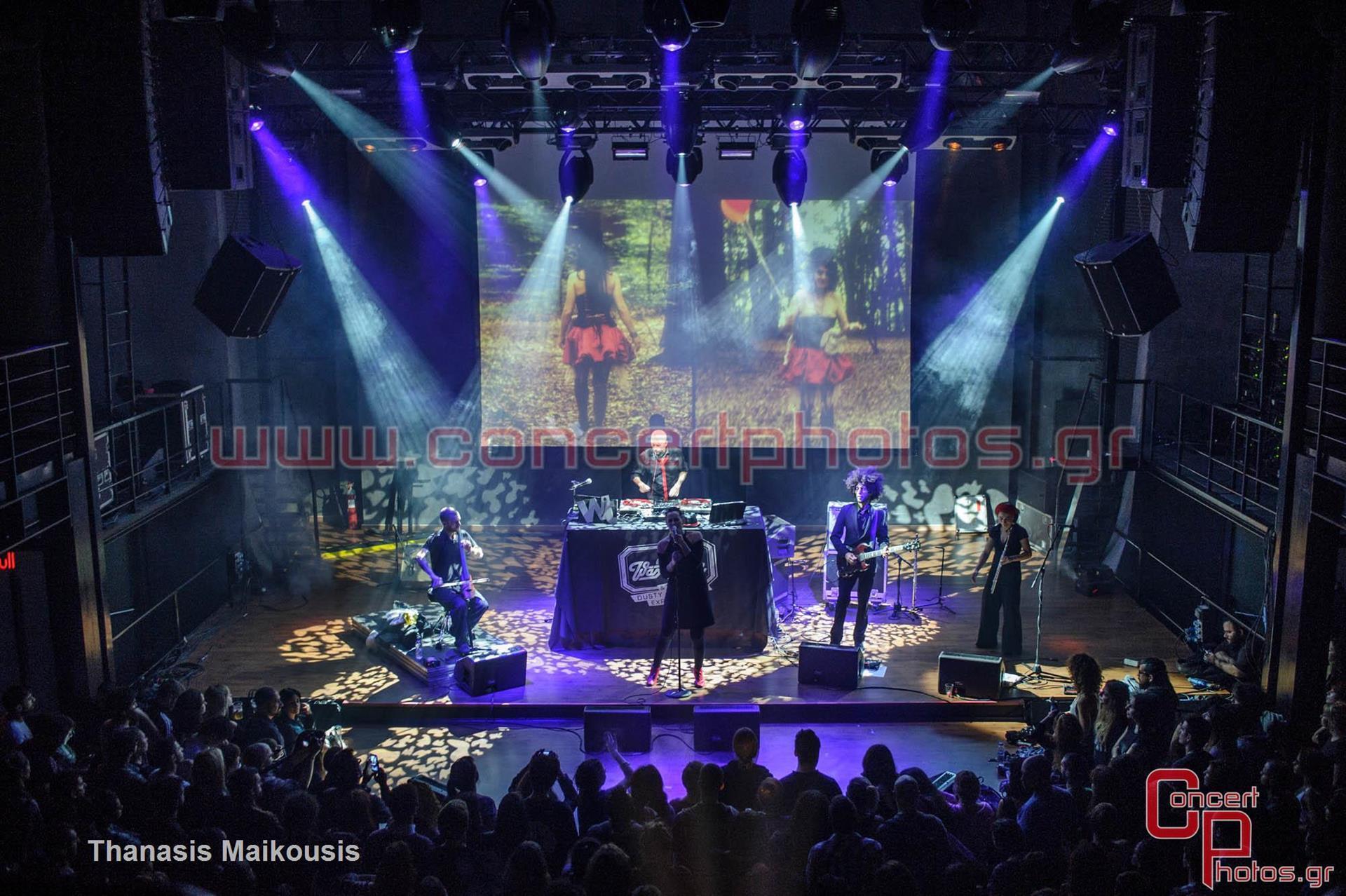Wax Tailor - photographer: Thanasis Maikousis - ConcertPhotos-8065