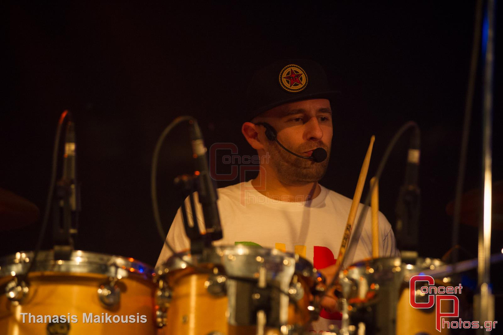 Dub Inc-Dub Inc photographer: Thanasis Maikousis - concertphotos_-5475