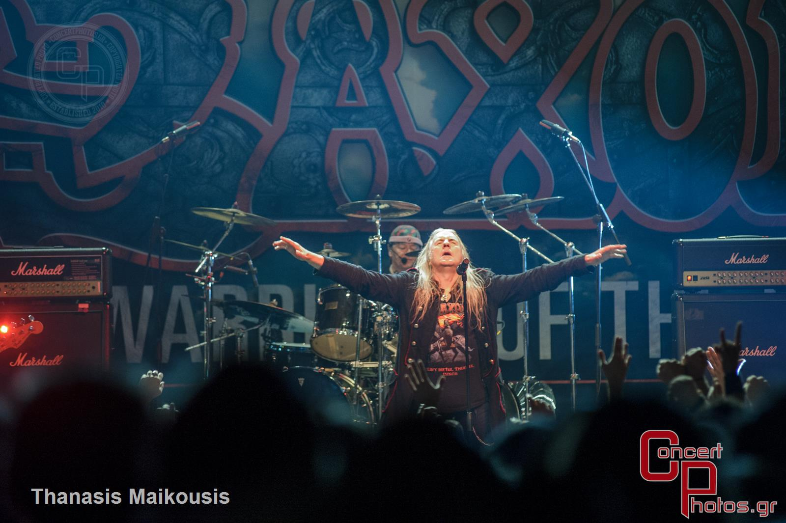 Saxon & Innerwish -Saxon Innerwish Gagarin photographer: Thanasis Maikousis - concertphotos_20141025_23_56_43