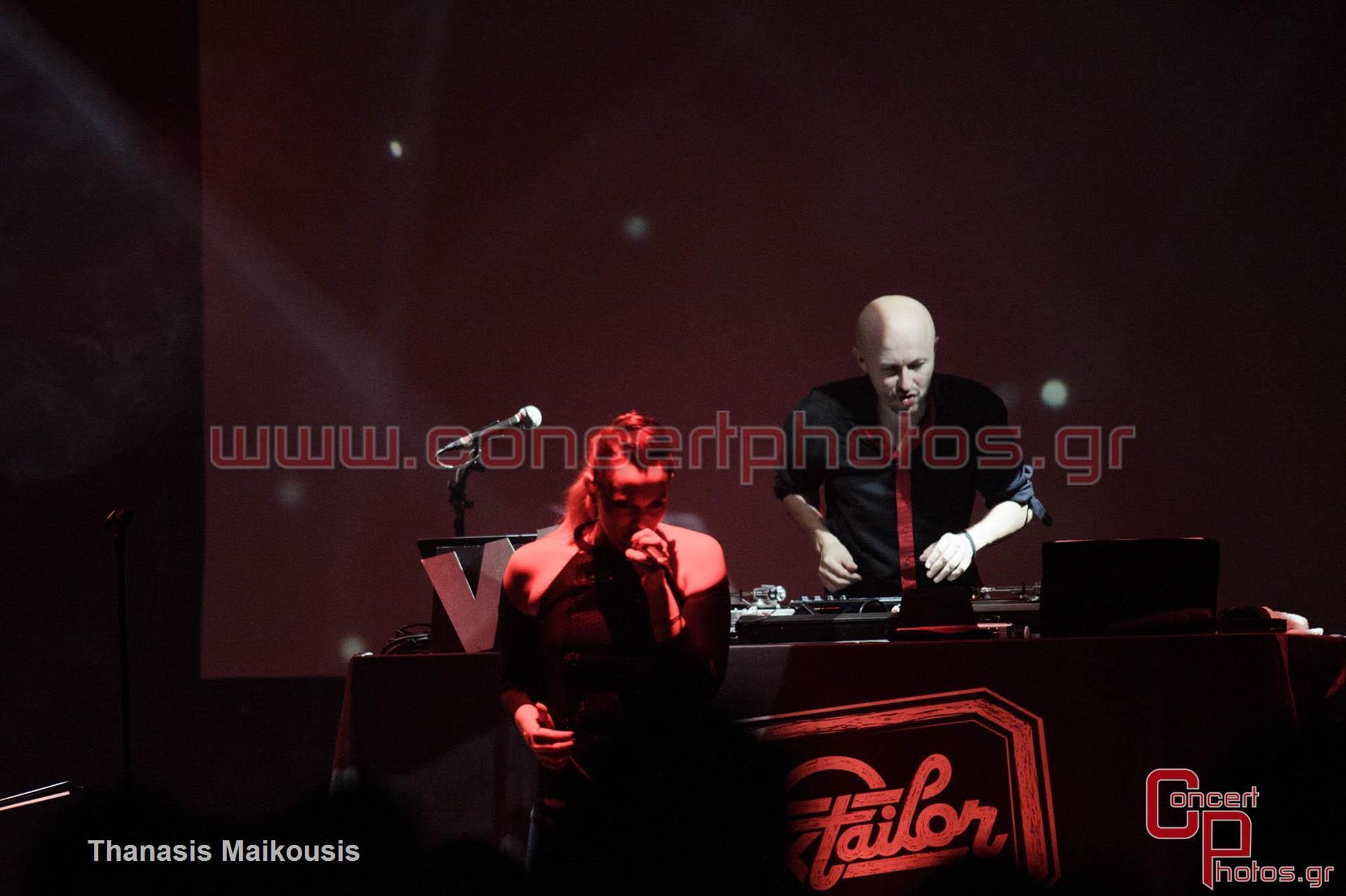 Wax Tailor - photographer: Thanasis Maikousis - ConcertPhotos-7912