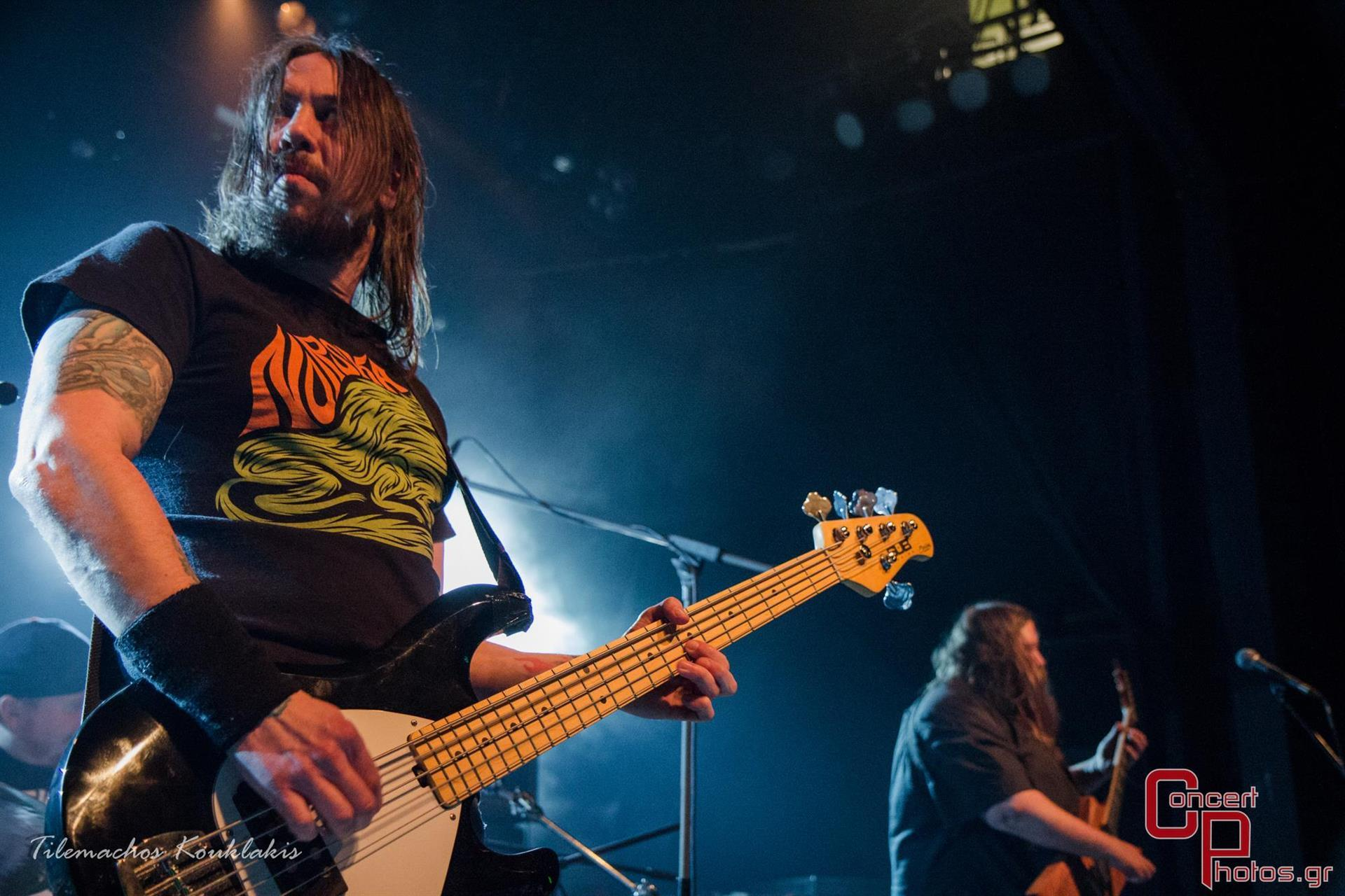 Red Fang +The Shrine + Lord Dying -Red Fang Gagarin 2014 photographer:  - IMG_0821