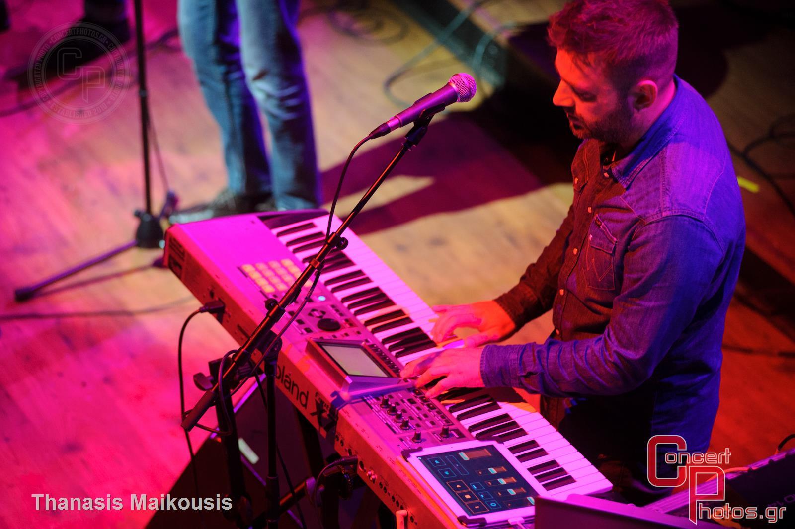 Sebastien Telier & Liebe-Sebastien Telier Liebe photographer: Thanasis Maikousis - concertphotos_20141107_22_48_12