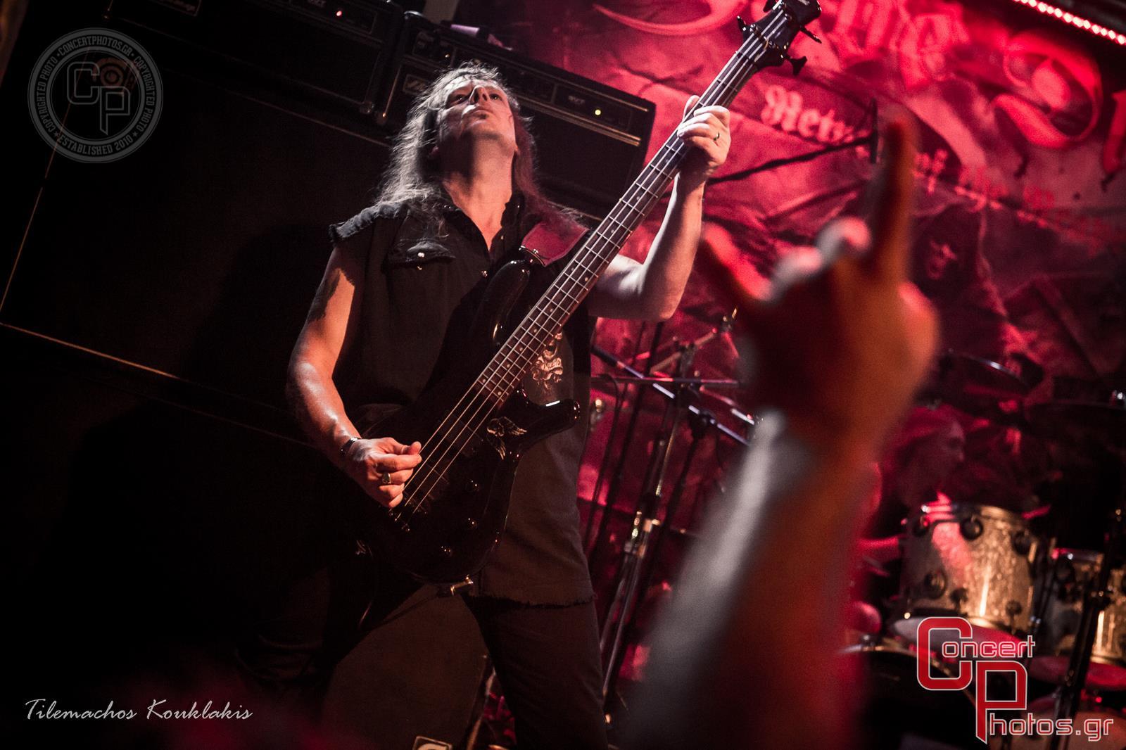 Grave Digger & Silent Rage -Grave Digger Silent Rage Kyttaro photographer:  - ConcertPhotos - 20140919_2310_51
