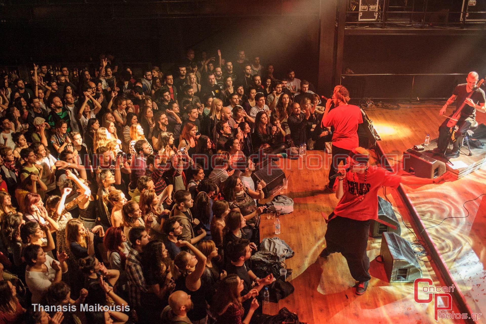 Wax Tailor - photographer: Thanasis Maikousis - ConcertPhotos-8267