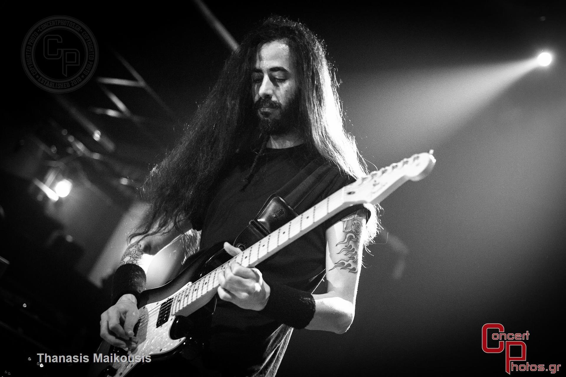 Nightstalker Three Holy Strangers-Nightstalker-Gagarin-April-2015 photographer: Thanasis Maikousis - ConcertPhotos - 20150425_2241_09