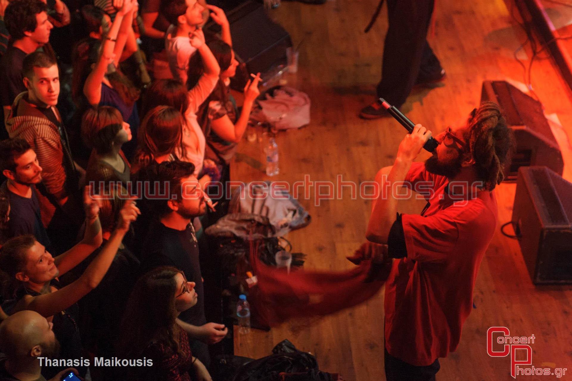 Wax Tailor - photographer: Thanasis Maikousis - ConcertPhotos-8287