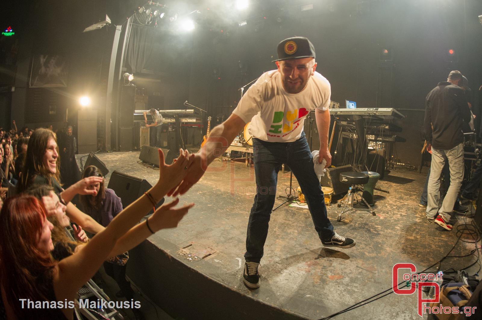 Dub Inc-Dub Inc photographer: Thanasis Maikousis - concertphotos_-5974