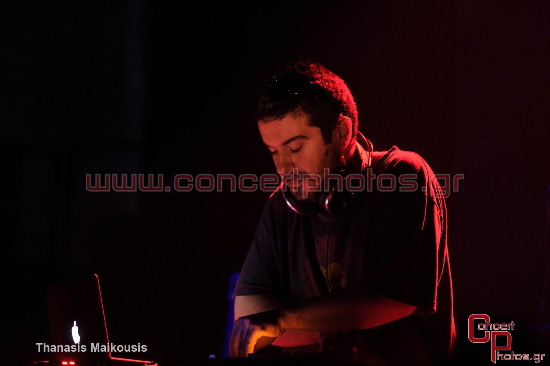 Wax Tailor - photographer: Thanasis Maikousis - ConcertPhotos-7526