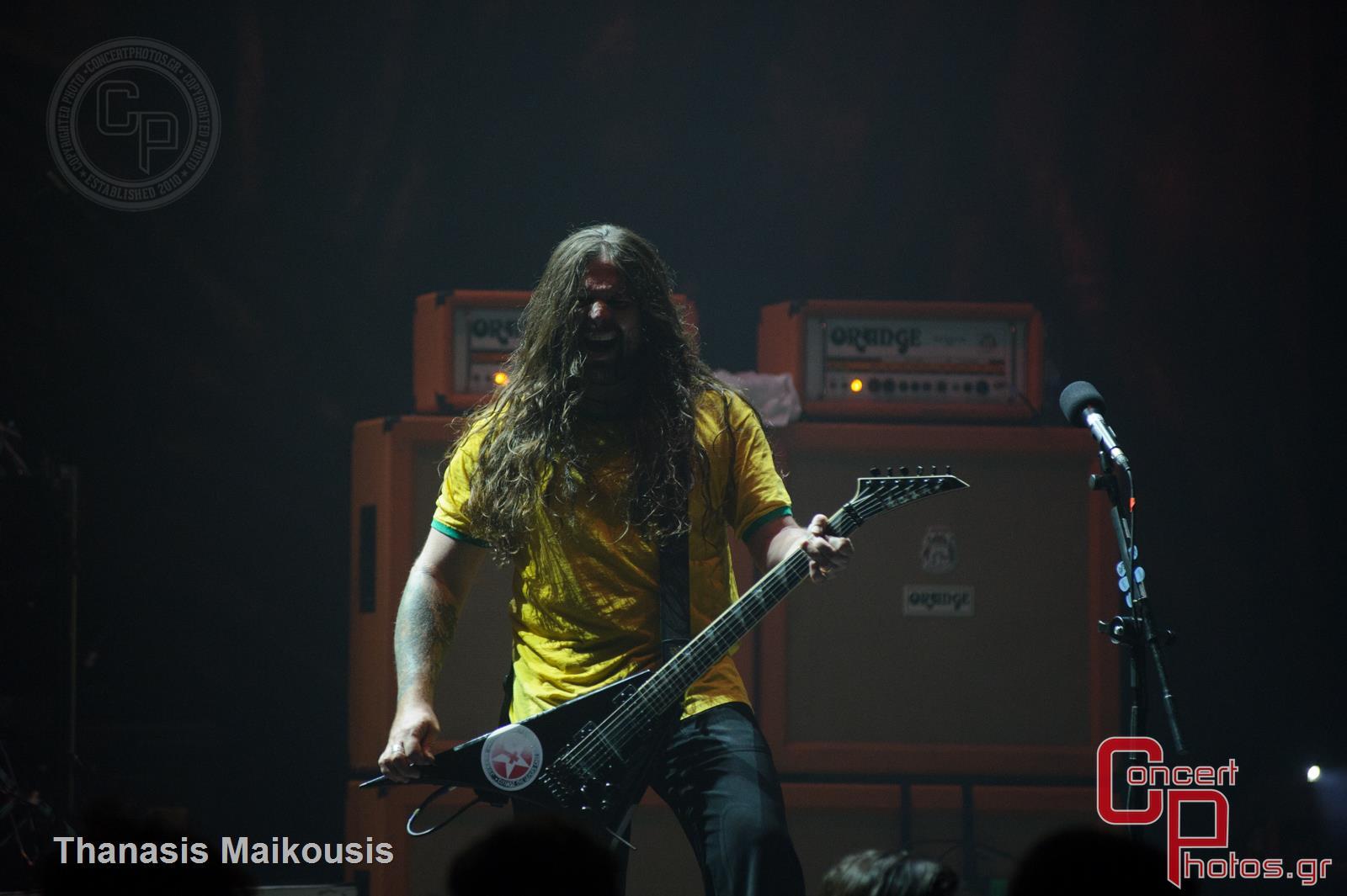 Sepultura-Sepultira photographer: Thanasis Maikousis - concertphotos_20140703_23_12_24