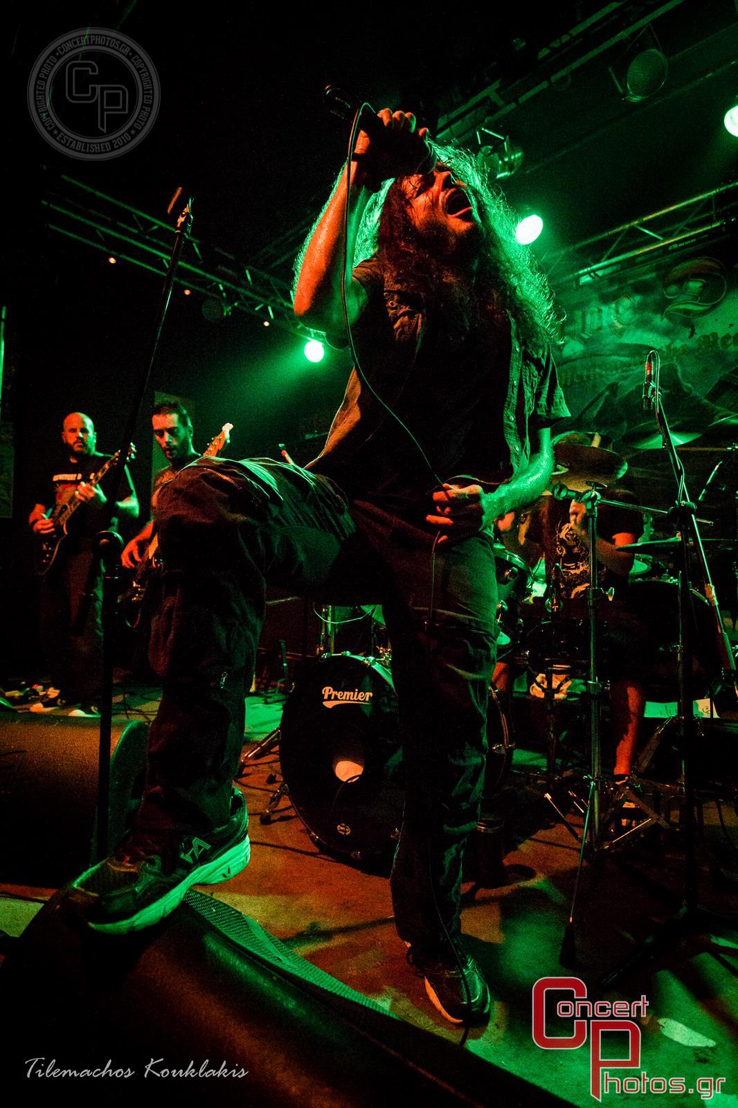 Grave Digger & Silent Rage -Grave Digger Silent Rage Kyttaro photographer:  - ConcertPhotos - 20140919_2036_44