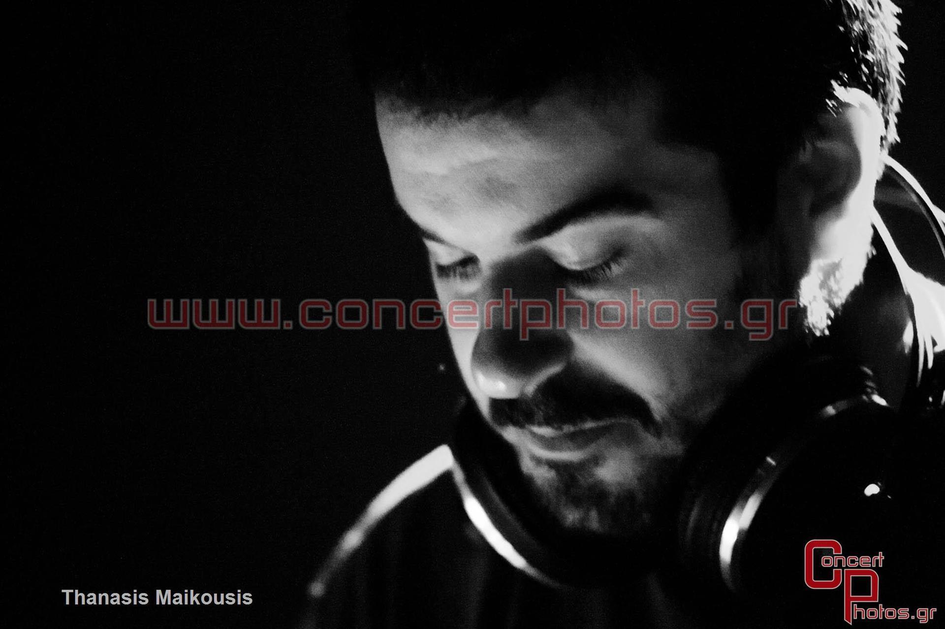 Wax Tailor - photographer: Thanasis Maikousis - ConcertPhotos-7552