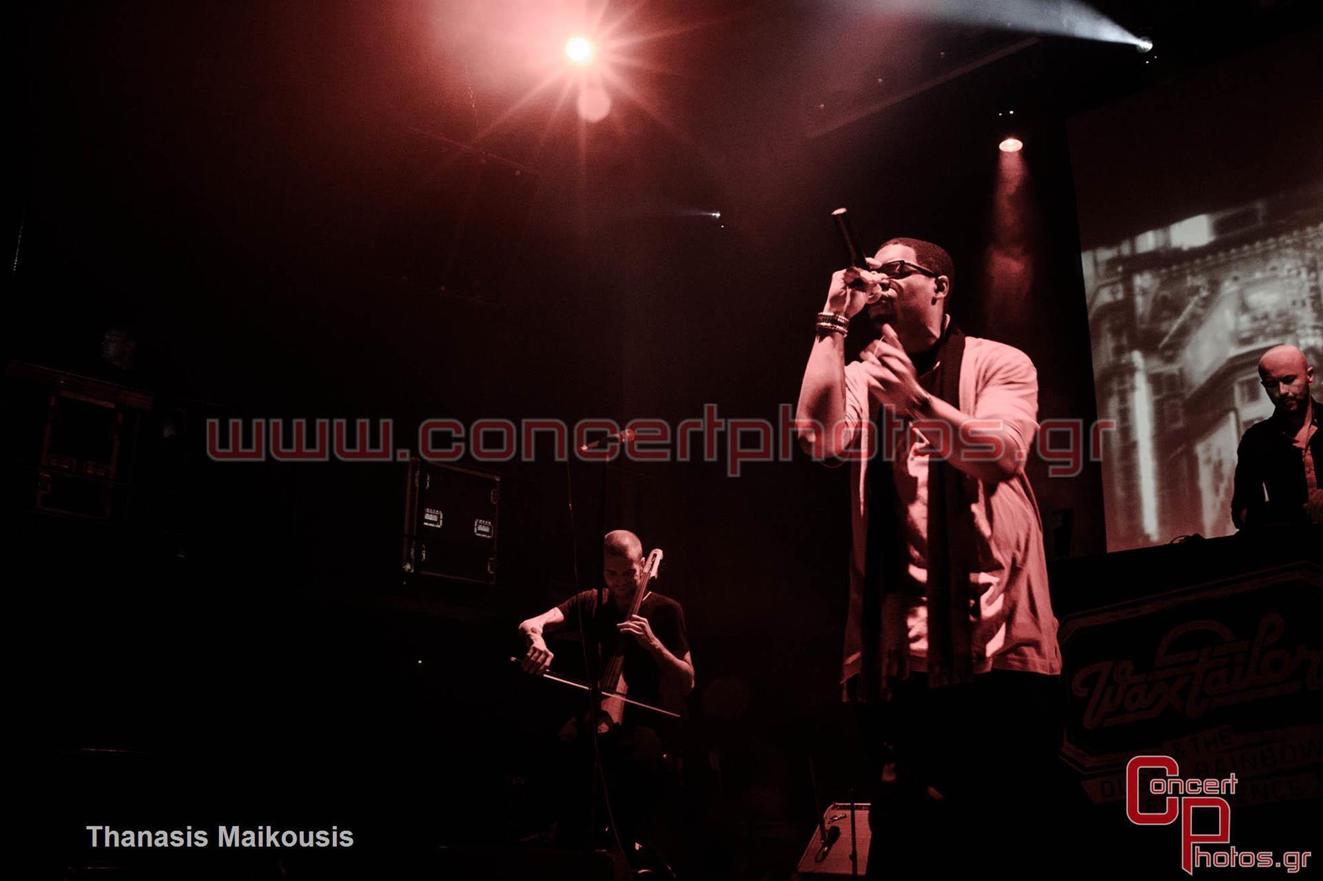 Wax Tailor - photographer: Thanasis Maikousis - ConcertPhotos-7834