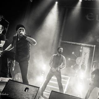 ELUVEITIE Skalmold Wind Rose Fuzz club photographer:  - Eluveitie_01